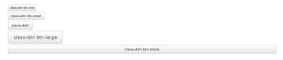 Bootstrapのボタン