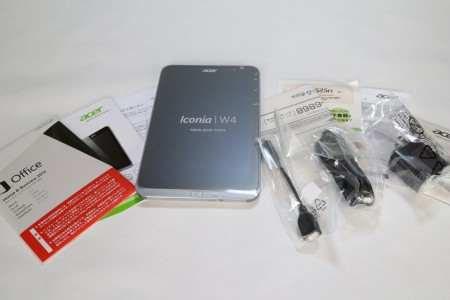 Acer ICONIA W4-820/FH その2