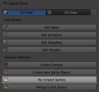 Cutout Tools